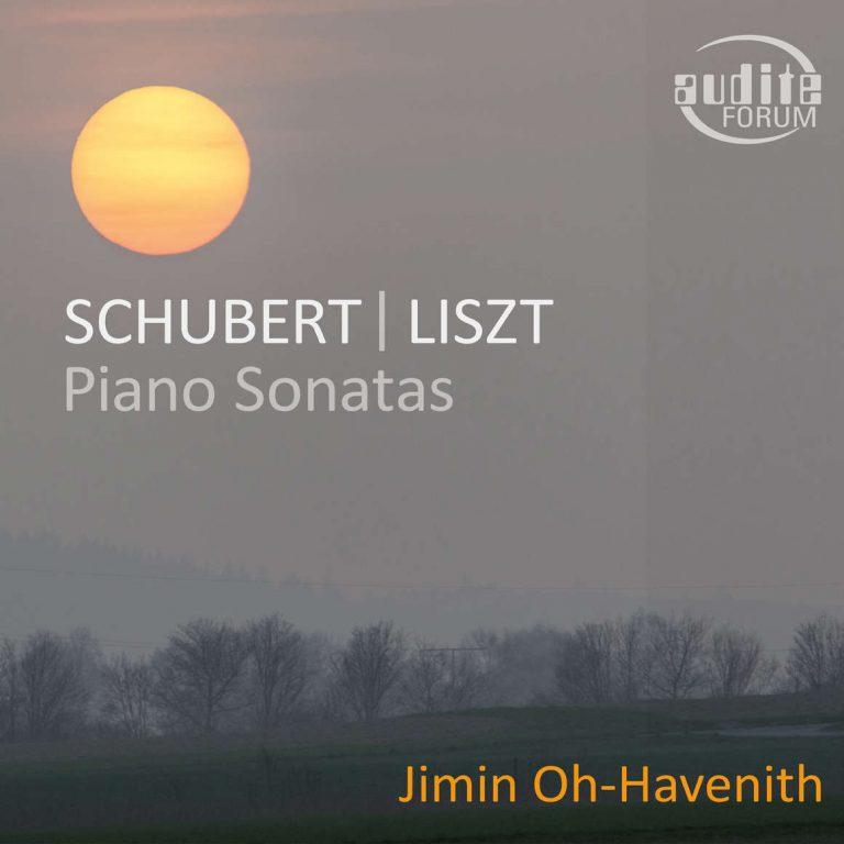 Jimin Oh-Havenith - Schubert | Liszt - Piano Sonatas - Audite 20043