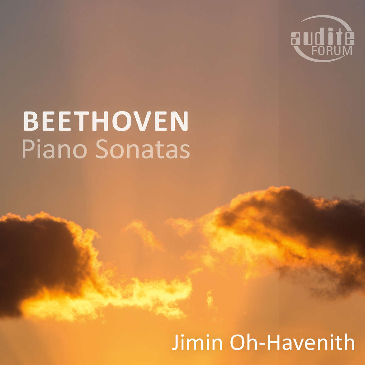 Jimin Oh-Havenith  - Beethoven - Piano Sonatas
